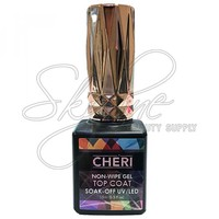 CHERI - NON-WIPE GEL TOP COAT - CHERI