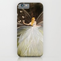 Golden Butterfly Fairy iPhone & iPod Case by RokinRonda | Society6
