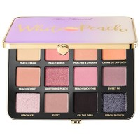 White Peach Eye Shadow Palette – Peaches and Cream Collection - Too Faced | Sephora
