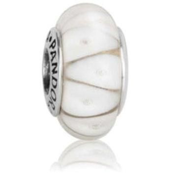 Authentic Pandora Jewelry - Looking Glass White