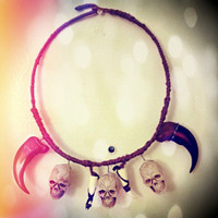 Witch Doctor Necklace