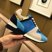 Louis Vuitton Run Away Sneaker #2301
