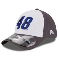 New Era Jimmie Johnson 39THIRTY Stretch-Fit Cap - Adult, Size: