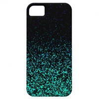Mint Sparkle iPhone 5 Case from Zazzle.com (Not Real Glitter/Sparkles)