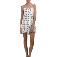 BALI DRESS BLING PRINT | THIS IS A LOVE SONG