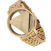 Triangle Face Watch - Watches - Accessories
