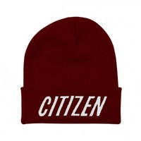 Citizen Beanie - Citizen - Artists