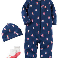3-Piece Babysoft Take-Me-Home Set