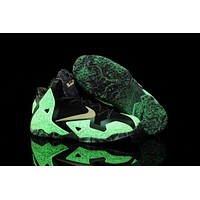 Lebron 11 Xi P.s Elite Luminous Sneaker Shoe | Best Deal Online
