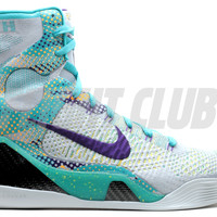 "kobe 9 elite ""hero"" - wolf grey/crt purple-sprt trq 