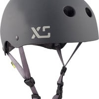 Xs Classic Skate Helmet Xs/Small Charcoal CPSC
