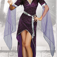 Sorcery and Seduction Witch Costume