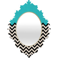 Bianca Green Follow The Sky Baroque Mirror