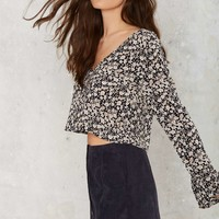 Chelsea Morning Floral Top