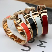 Hermes Women Fashion Bracelet Jewelry