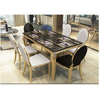 Luxury Marble Dining Table Furniture