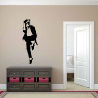 Michael Jackson Vinyl Wall Decal Sticker Graphic