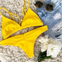 Hot New Arrival Beach Summer Swimsuit Sexy Ladies Swimwear Handcrafts Bikini [11019721999]