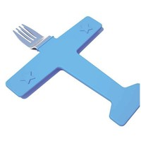 Fred & Friends AIRFORK ONE Kids' Airplane Fork