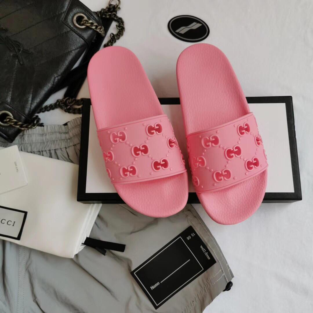 Image of GUCCI Fashion Slippers