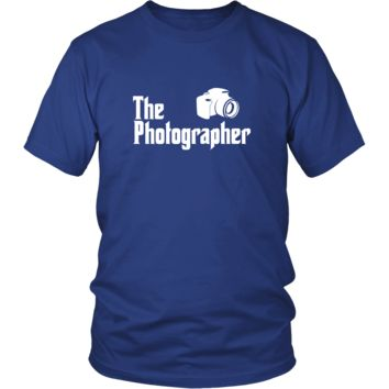 Photography Shirt - The Photographer Hobby