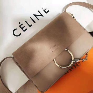 Chloe Classic Popular Women Shopping Bag Leather Shoulder Bag Crossbody Satchel