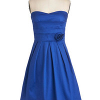Custom A-line Sweetheart Sleeveless Short/Mini Satin Bridesmaid Dress With Flower Free Shipping