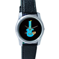 Something's Cooking Inside the Lab | Breaking Bad Inspired Fan Art Wrist Watch