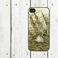 iPhone Case - Release the Kraken on the redditgifts Marketplace