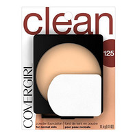 CoverGirl Simply Powder Foundation Buff Beige(W) 525, 0.41 Ounce Compact