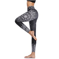 Women Running Fitness Leggings
