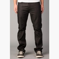{Natural High} Straight Jeans in Carbon Black