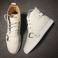 Christian Louboutin CL Style #2118 Sneakers Fashion Shoes Best Deal Online