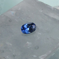 Blue Sapphire for Engagement Ring Weddings Anniversary Ring Loose Faceted Fine Gemstone September Birthstone