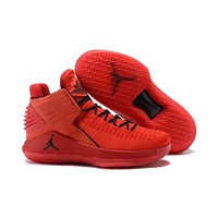 Air Jordan 32 XXXII Red Basketball Shoe 40-46