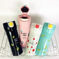 NEW Coffee Mug Thermo Mug Vacuum Cup Stainless Steel Thermos Keep Cup Car Water Bottle Thermocup Insulated Tumbler Tea Mugs