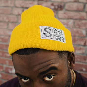 Snake Bite Standard Series Beanie - 8 Colors