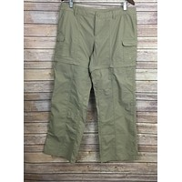 The North Face Women's Convertible Pants/Shorts (Size: 14)