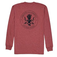 Long Sleeve Fashion for Farming Tee by Southern Proper