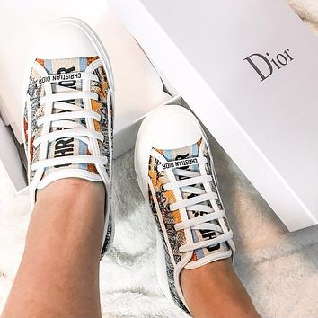 dior WALK'N'DIOR gym shoes