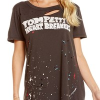 Tom Petty Paint Splatter Tee