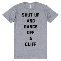 Shut Up and Dance Off A Cliff (Song Parody)