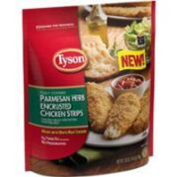 TYSON CHICKEN BREADED & STRIPS    keep frozen