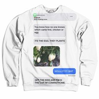 iMessage Illuminati Sweater