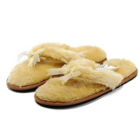UGG Women Wool Fur Slippers Shoes-2