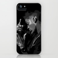 Kid Cudi King Wizard iPhone & iPod Case by Léo Faulhaber | Society6