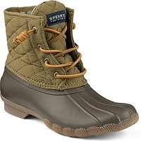 Saltwater Quilted Duck Boot