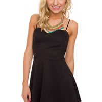 Amèlie Dress - Black