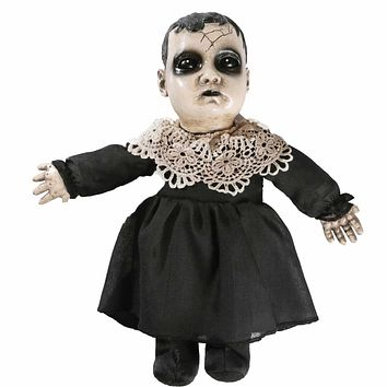 Little Precious Haunted Doll w/Sound