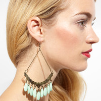 Vintage Boho Dangling Earrings
